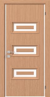 AERO полустекло - Межкомнатные двери, Rodos - ламинированные двери, Киев