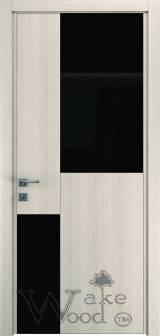 WakeWood Quattro 01 - Межкомнатные двери, Шпонированные двери