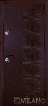 Милано Сатурн - Входные двери, Milano - купить входные металлические двери Киев