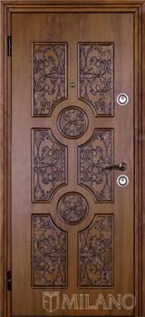 Милано Сорбетто - Входные двери, Milano - купить входные металлические двери Киев