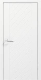 TANGO - Межкомнатные двери, Rodos - двери белые межкомнатные Киев
