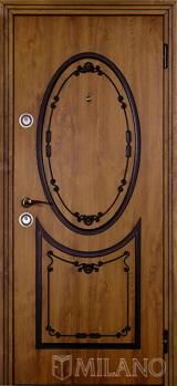 Милано Телларио - Входные двери, Milano - купить входные металлические двери Киев