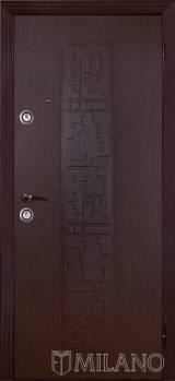 Милано Тетрис 1 - Входные двери, Milano - купить входные металлические двери Киев