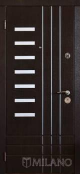 Милано Угол - Входные двери, Milano - купить входные металлические двери Киев