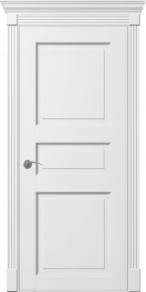 Ницца ПГ - Межкомнатные двери, Белые двери
