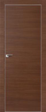 VA01 - Межкомнатные двери, Двери на складе Eco Veneer Aluminium