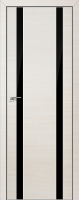 VA09 - Межкомнатные двери, Двери на складе Eco Veneer Aluminium