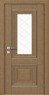 Esmi со стеклом - Rodos - двери межкомнатные, купить