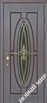Новый мир Зеркало - Входные двери, Новый Мир - входные двери в квартиру Киев