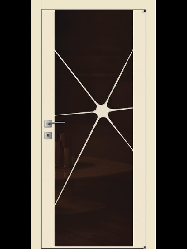 A24.S - Міжкімнатні двері, Пофарбовані двері