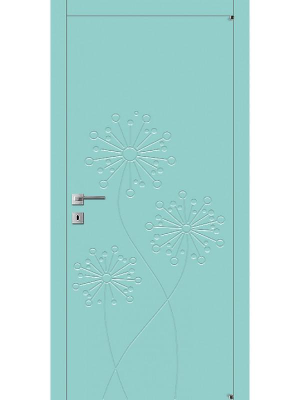 FL7 - Міжкімнатні двері, Пофарбовані двері