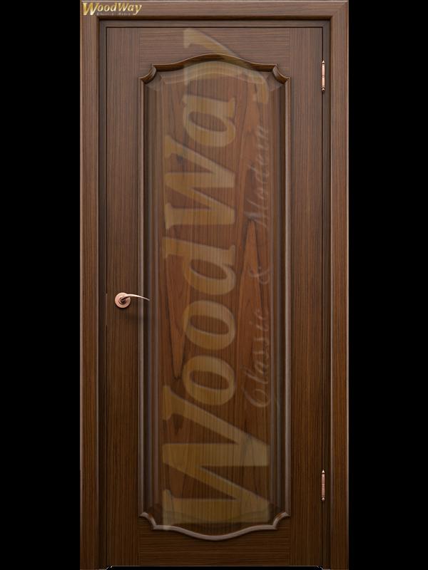 Наполі 11 - Міжкімнатні двері, Шпоновані двері