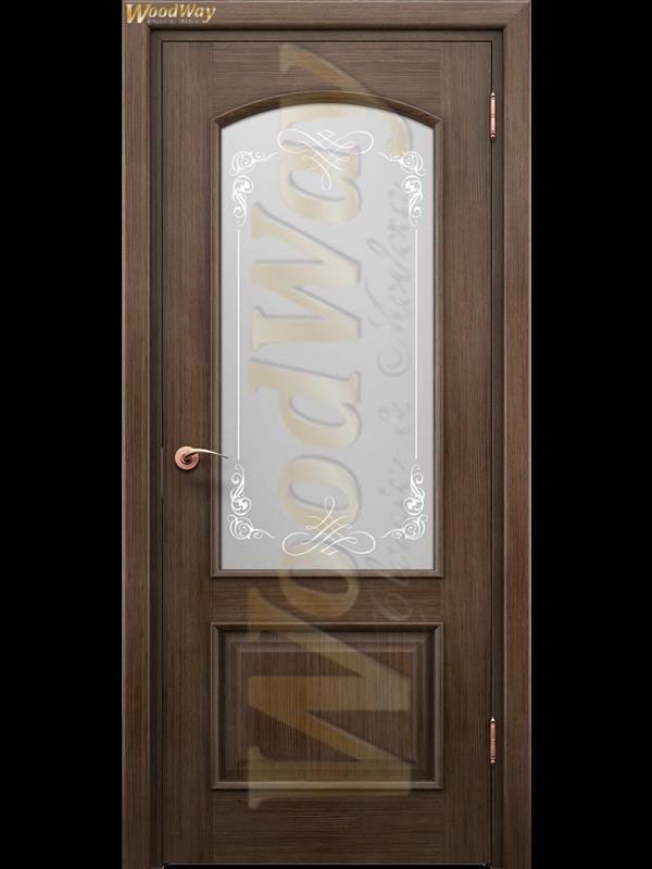 Ребека 13 - Міжкімнатні двері, Шпоновані двері