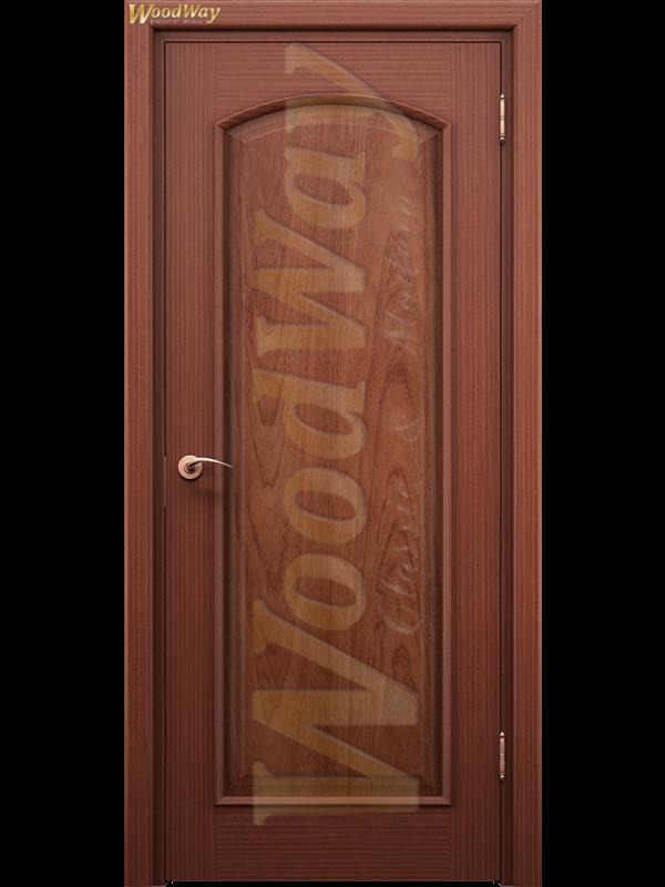 Афродіта 1 - Міжкімнатні двері, Шпоновані двері
