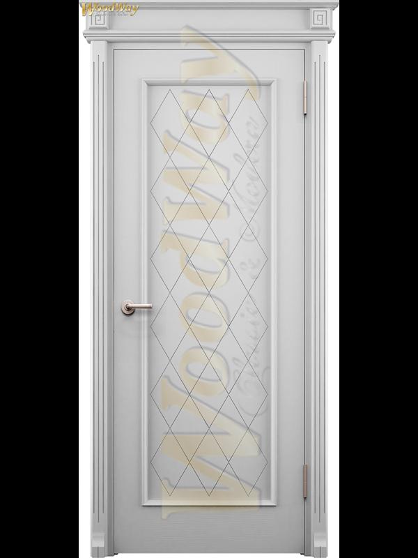 Наомі 1 - Міжкімнатні двері, Шпоновані двері