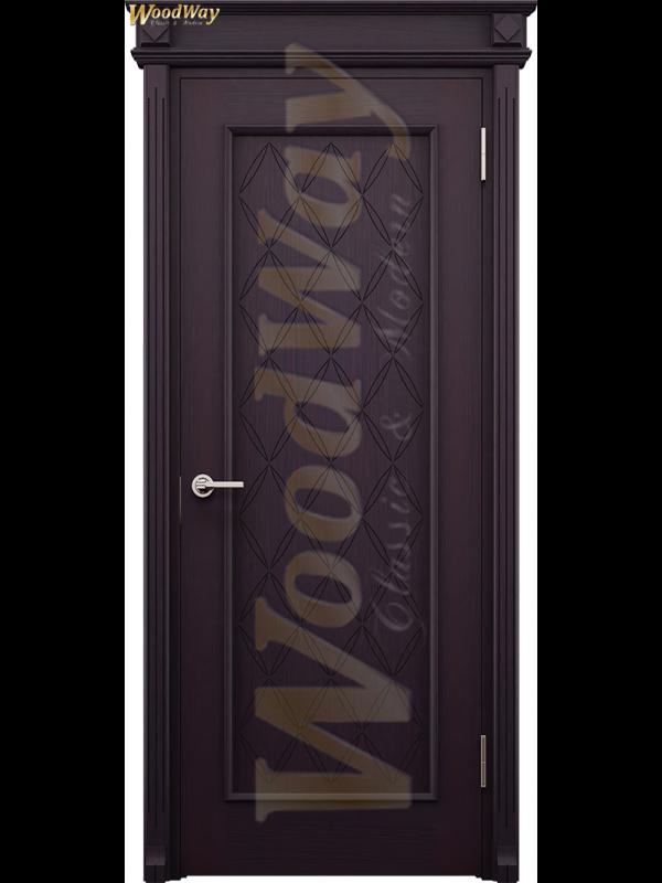 Ліана 1 - Міжкімнатні двері, Шпоновані двері