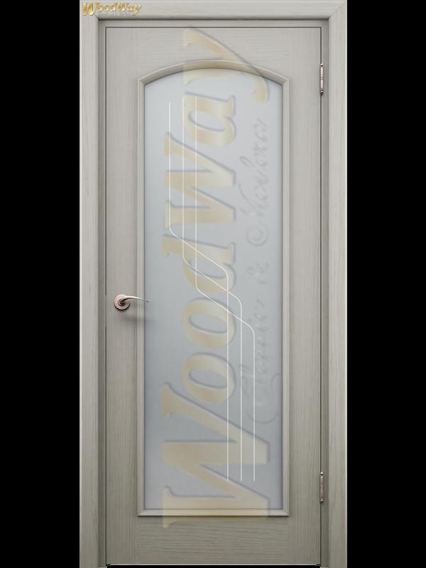 Афродіта 2 - Міжкімнатні двері, Шпоновані двері