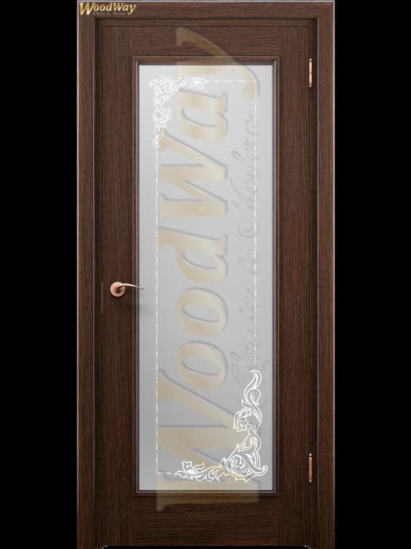 Ліана 2 - Міжкімнатні двері, Шпоновані двері