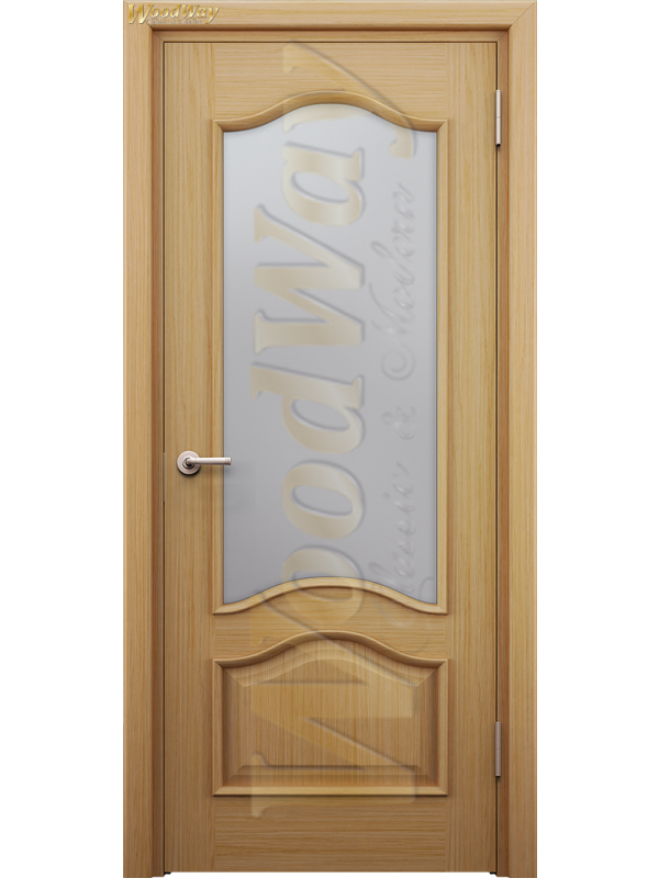 Шарлота 2 - Міжкімнатні двері, Шпоновані двері