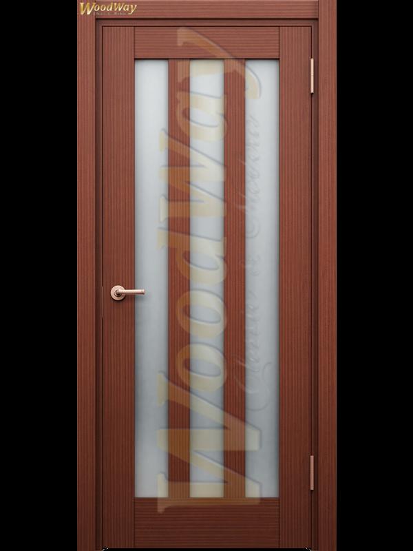 Агро 3 - Міжкімнатні двері, Шпоновані двері