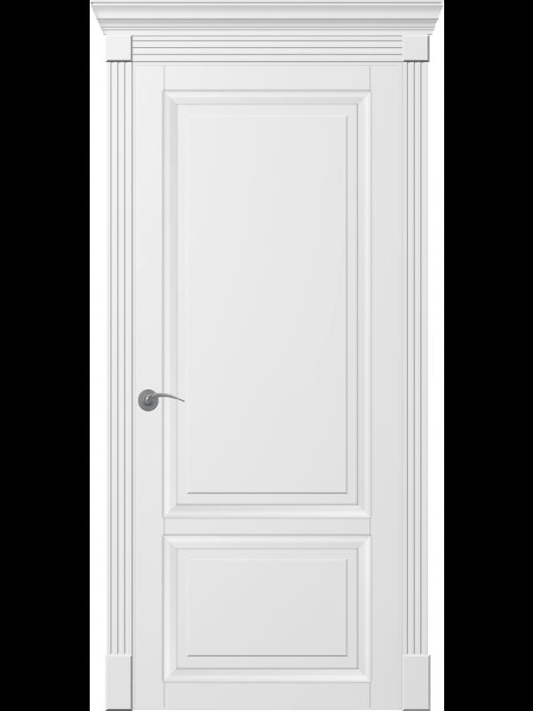 Марсель ПГ - Міжкімнатні двері, Білі двері