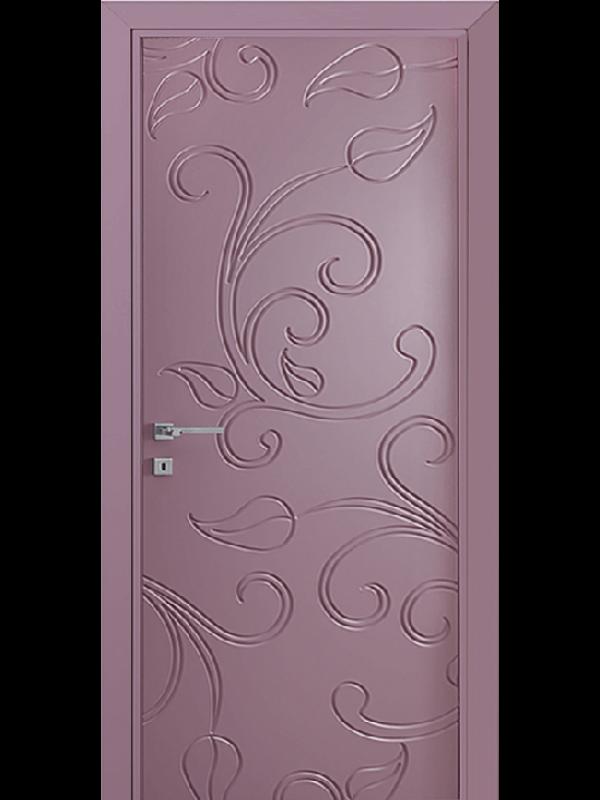 FL12 - Міжкімнатні двері, Пофарбовані двері