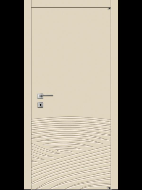 FL14 - Міжкімнатні двері, Пофарбовані двері