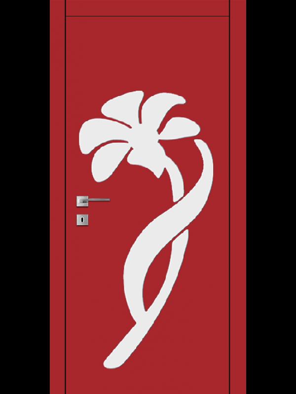 FL15 - Міжкімнатні двері, Пофарбовані двері
