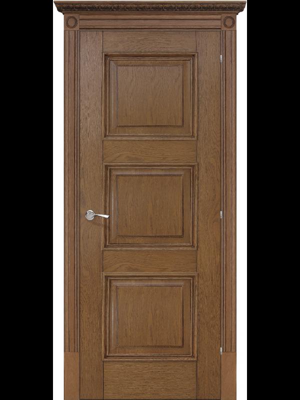 Ромула 2 ПГ - Міжкімнатні двері, Шпоновані двері