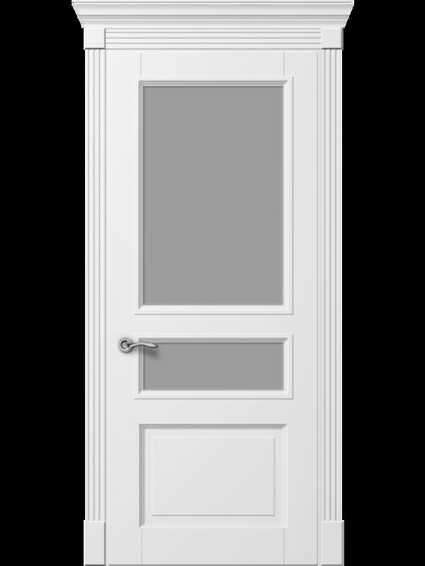 Лондон ПОО - Міжкімнатні двері, Пофарбовані двері