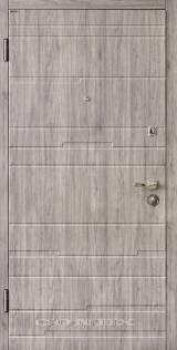 Conex мод 48, дуб английский - Вхідні двері, Двері внутрішні (в квартиру)