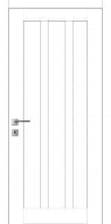 T-12 - Міжкімнатні двері, Білі двері