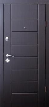 Qdoors Канзас (Эталон) - Вхідні двері