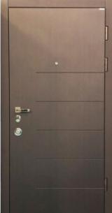 Conex  Модель 58 венге/СМБ - Вхідні двері, Двері внутрішні (в квартиру)
