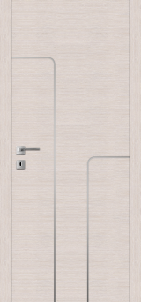F 31 - Міжкімнатні двері, Шпоновані двері