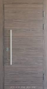 Conex мод.  HPL темный орех  - Вхідні двері, Двері внутрішні (в квартиру)
