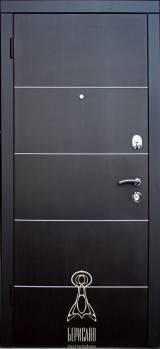 Берислав Горизонталь М-1-2 - Вхідні двері, Двері зовнішні (в будинок)