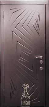 Блискавка Берислав М-4 - Вхідні двері, Двері внутрішні (в квартиру)