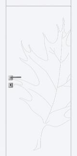 FL10 - Міжкімнатні двері, Білі двері