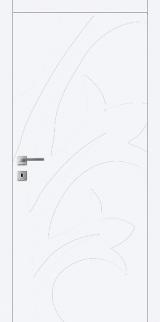 FL11 - Міжкімнатні двері, Білі двері