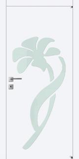 FL15 - Міжкімнатні двері, Білі двері