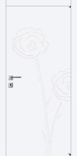 FL1 - Міжкімнатні двері, Білі двері