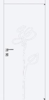 FL3 - Міжкімнатні двері, Білі двері