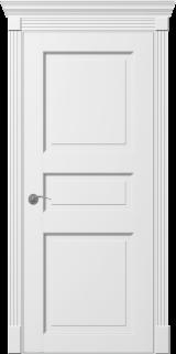 Ніцца ПГ - Міжкімнатні двері, Білі двері