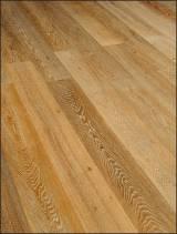 Паркетная доска wood bee Дуб White - Підлога