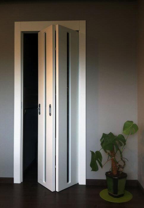 складані двері в Києві