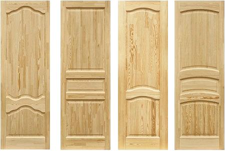 купити деревяні двері в Києві