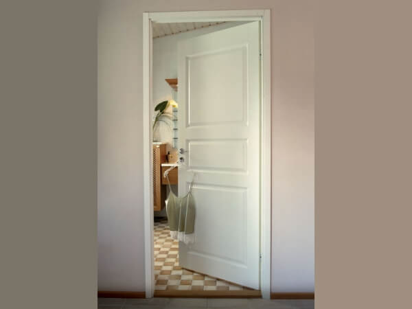 білі двері міжкімнатні