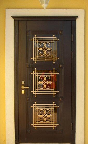 одностворчатые входные двери купить