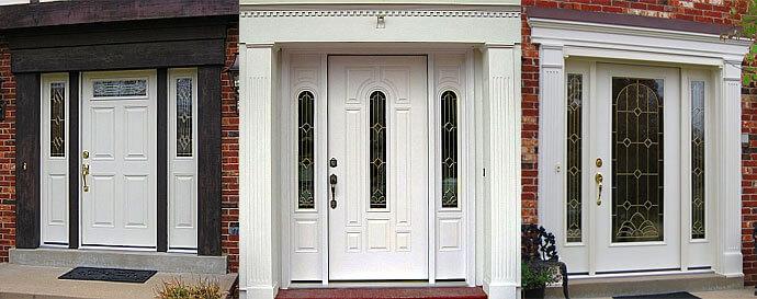 двері вхідні в будинок